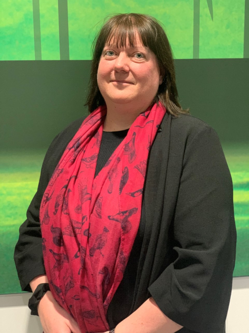 Rachel Bunn, Assistant Principal for Apprenticeships and Employer Engagement. Photo East Coast College.