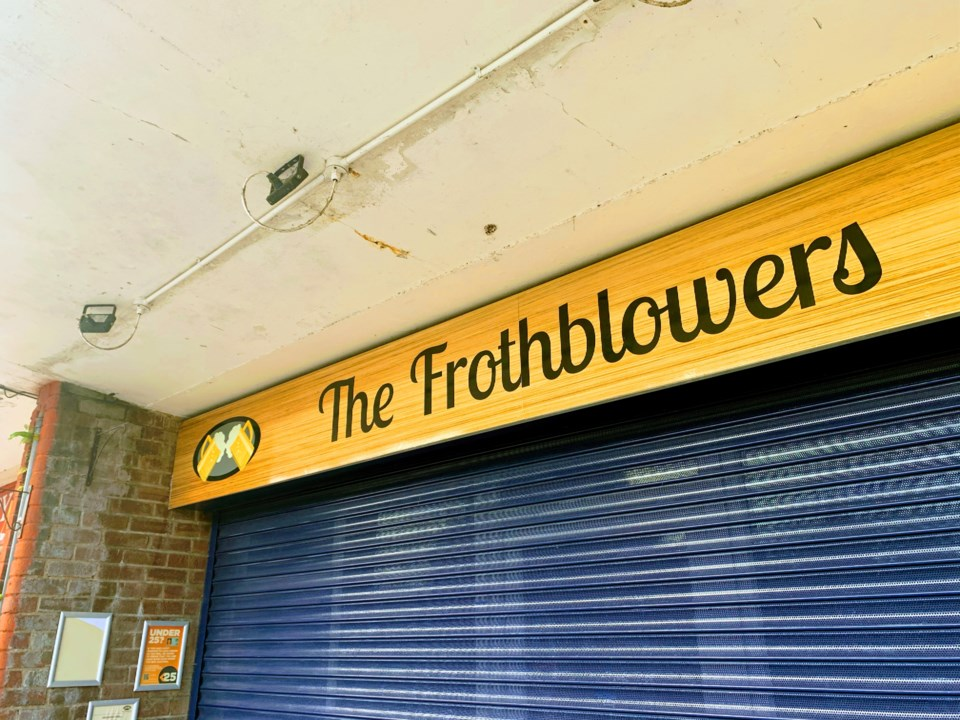 frothblowers