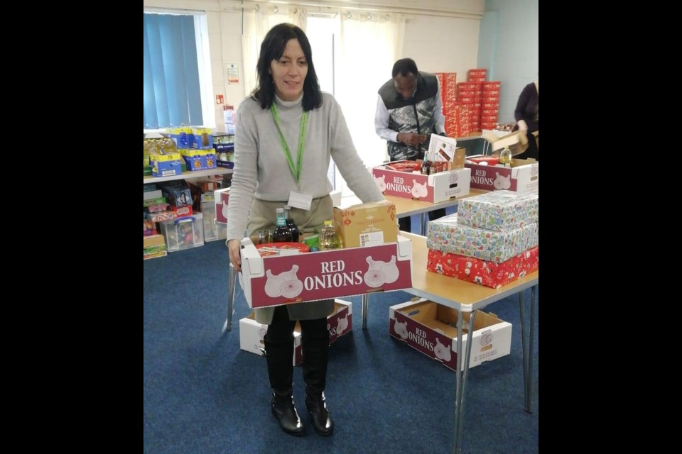 Family Voice has helped many families this Christmas