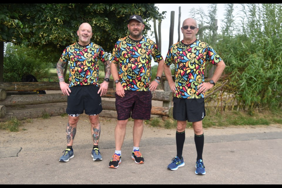 Hundreds of participants returned to the Peterborough Parkrun